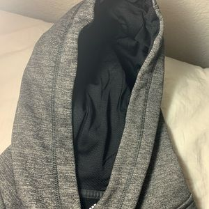adidas Jackets & Coats - Black and Grey Adidas Hoodie